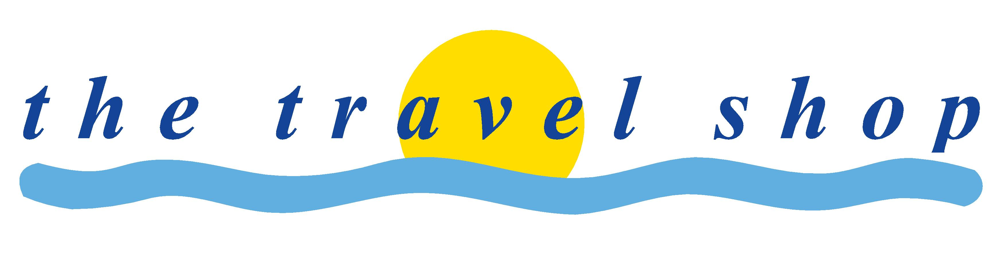 the travel shop logo