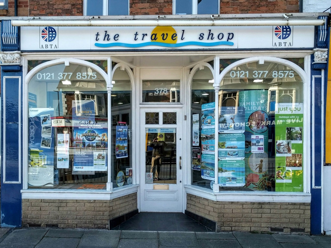 The Travel Shop, West Midlands