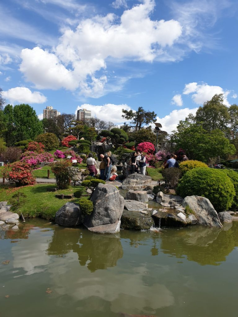 "Exploring the Japanese Gardens ""Jardin Japones"" in Buenos Aires."