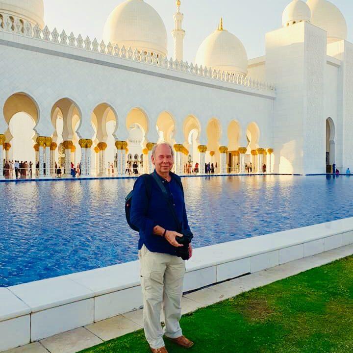 Alan Oram Director The Travel Shop